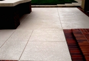 decorative concrete swimming pool deck oc