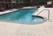 pool deck coating overlay
