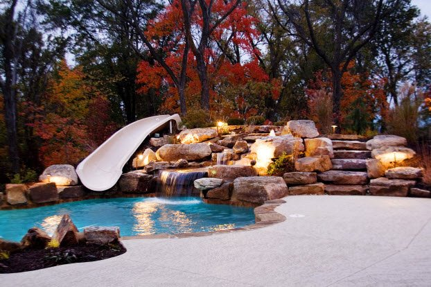 commercial pool deck services orange county