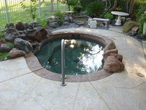 Saugus, CA Pool Deck Resurfacing