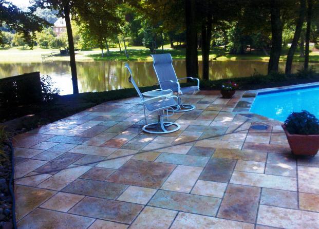 pool deck paint