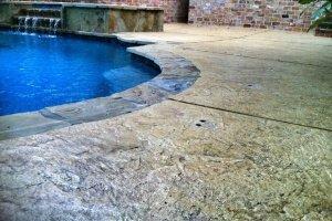 Costa Mesa, CA Pool Deck Resurfacing